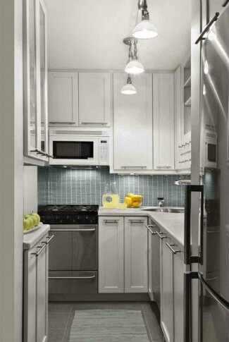 Cocinas modernas pequeñas – Diseño y decoracion | MundoDecoracion.info