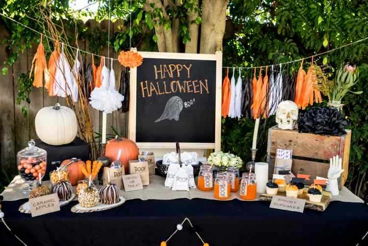 halloween decoraciones