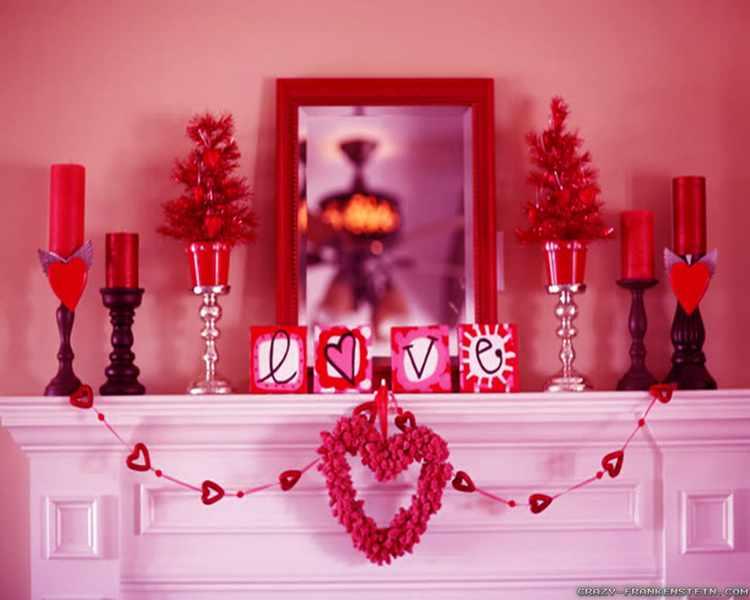 cenas romanticas en casa