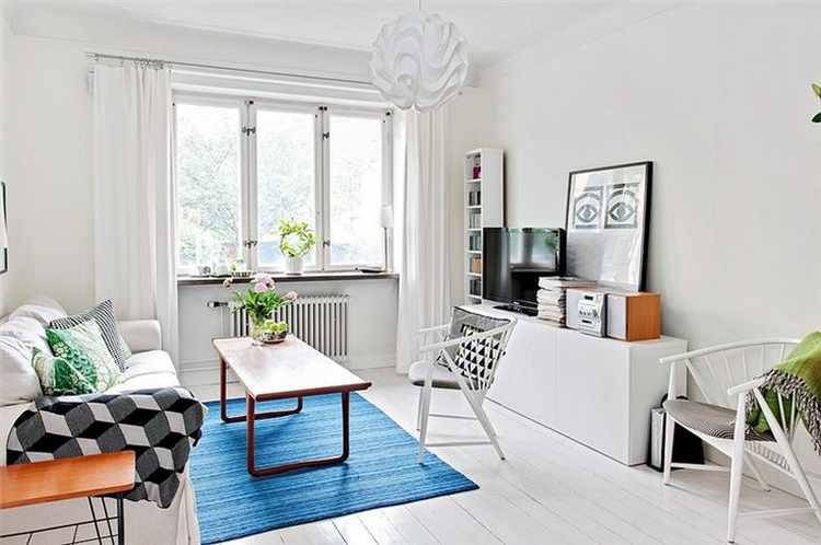 Decoracion escandinava salones estilo nordico vintage for Decoracion nordica industrial