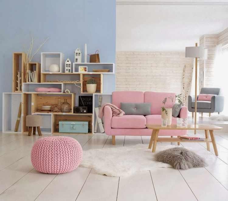 decoracion nordica pisos pequeños