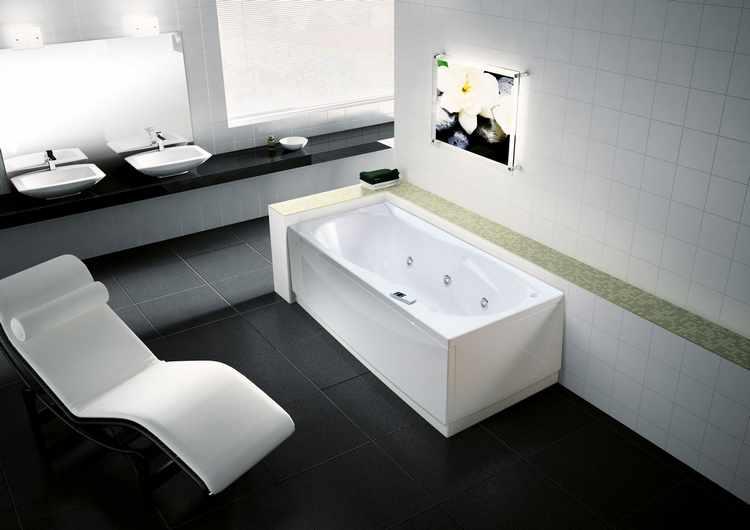 modelos de baños con jacuzzi