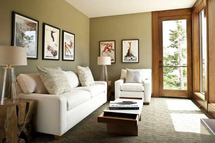 como decorar espacios pequeños con poco dinero