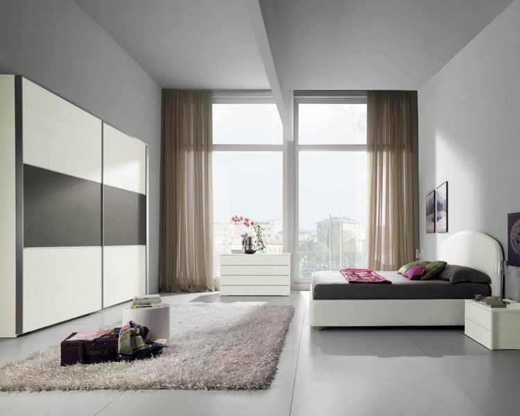 cortinas para sala minimalista