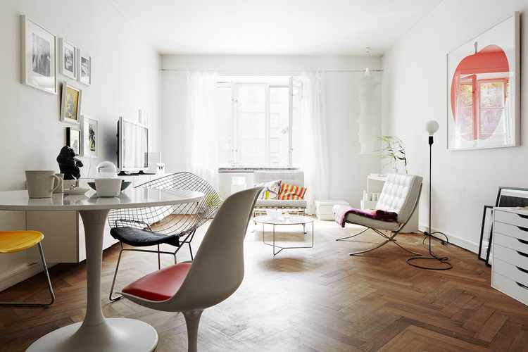 Como decorar espacios peque os - Decoracion de interiores pisos pequenos ...