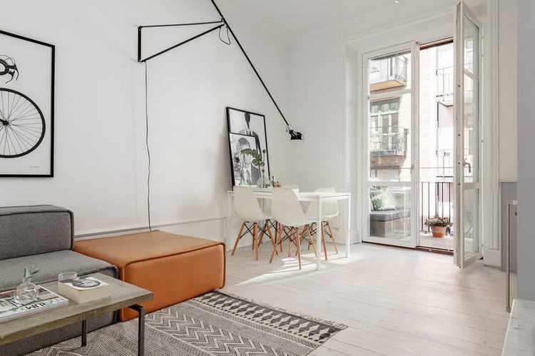 Decoracion minimalista for Decoracion casa 50m2