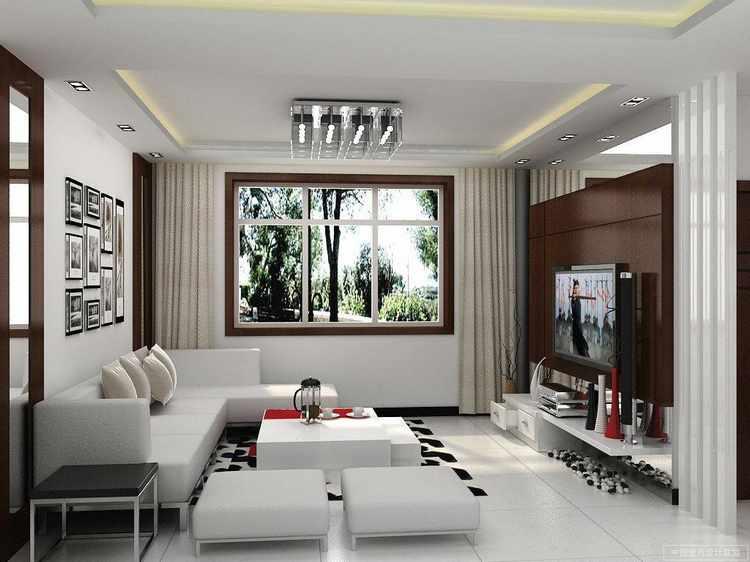 decoracion de interiores de casas modernas pequeñas
