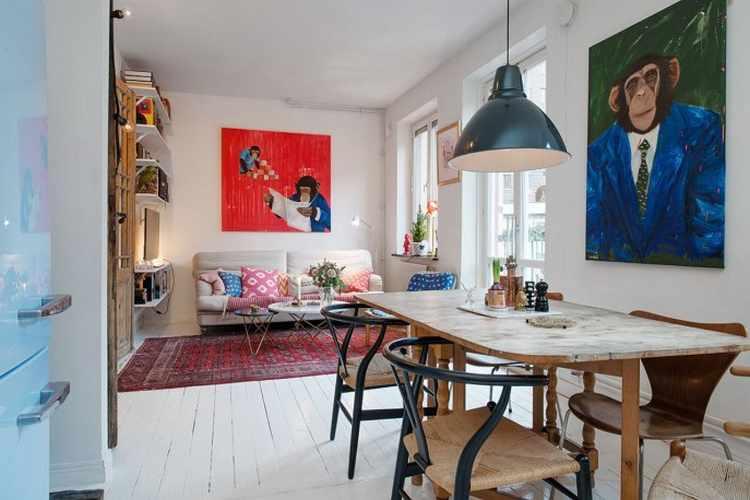 decoracion de interiores en casas pequeñas