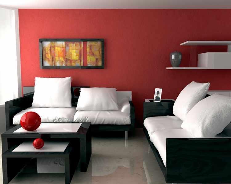 Ideas de colores para pintar una habitacion - Colores de pinturas para salones ...