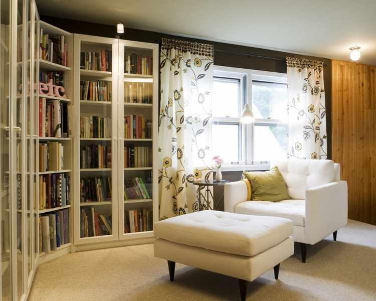 rincon de lectura en casa