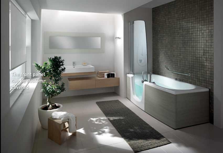 Ideas Para Decorar Un Baño Juvenil:Decoracion de cuartos de baño modernos – Ideas y Fotos