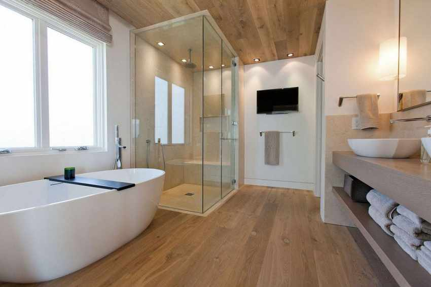 Decoracion de cuartos de baño modernos