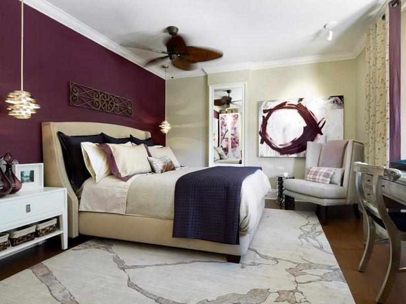 Decorar habitacion de matrimonio moderna mundodecoracion - Como decorar una habitacion pequena de matrimonio ...