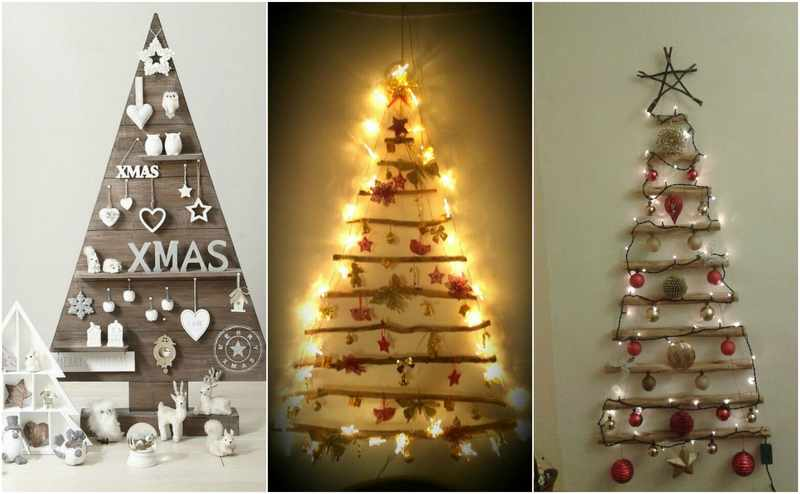 Decoracion para navidad original arboles adornos y for Adornos de navidad caseros