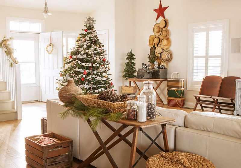 decoracion navidad moderna