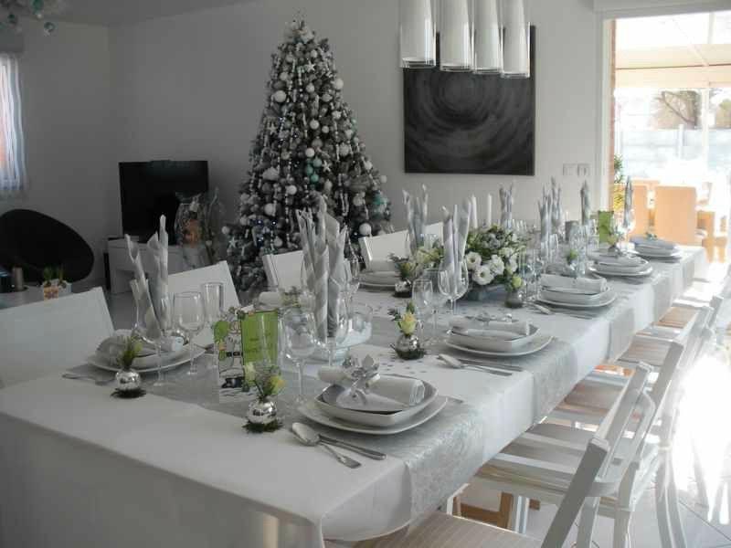 mesas de Navidad
