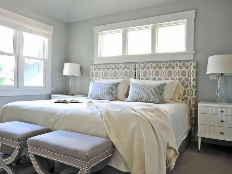 como decorar una habitacion blanca
