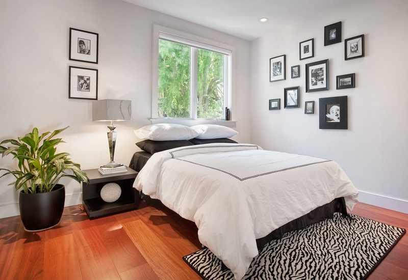 como decorar una habitacion pequeña de matrimonio