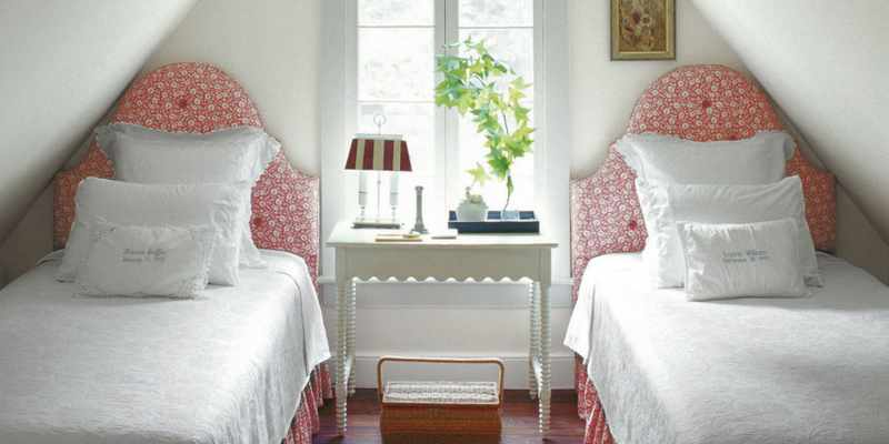 como decorar una habitacion pequeña para dos niñas
