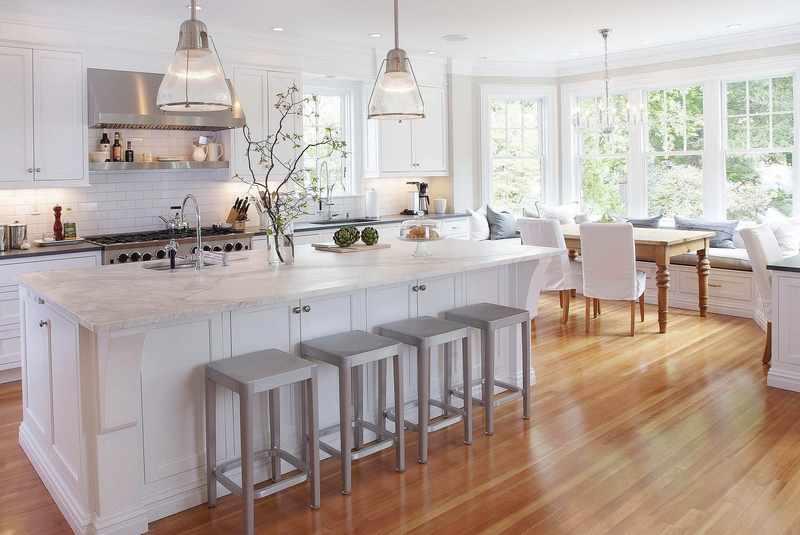 suelos de madera para cocinas y baños