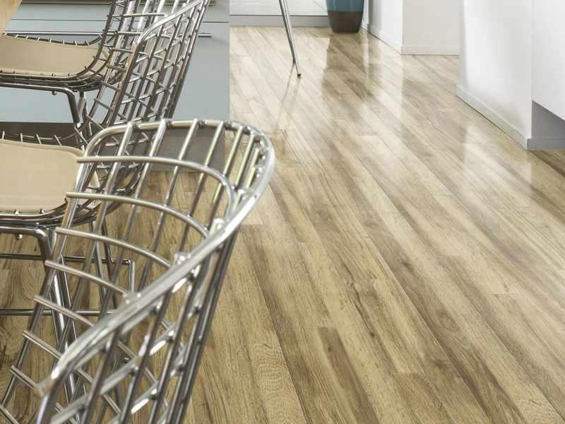 suelos imitacion madera para cocinas