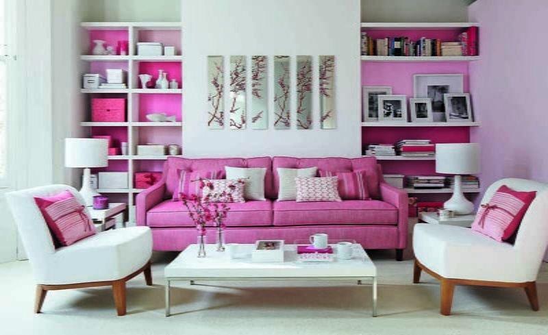 Como decorar el salon con complementos