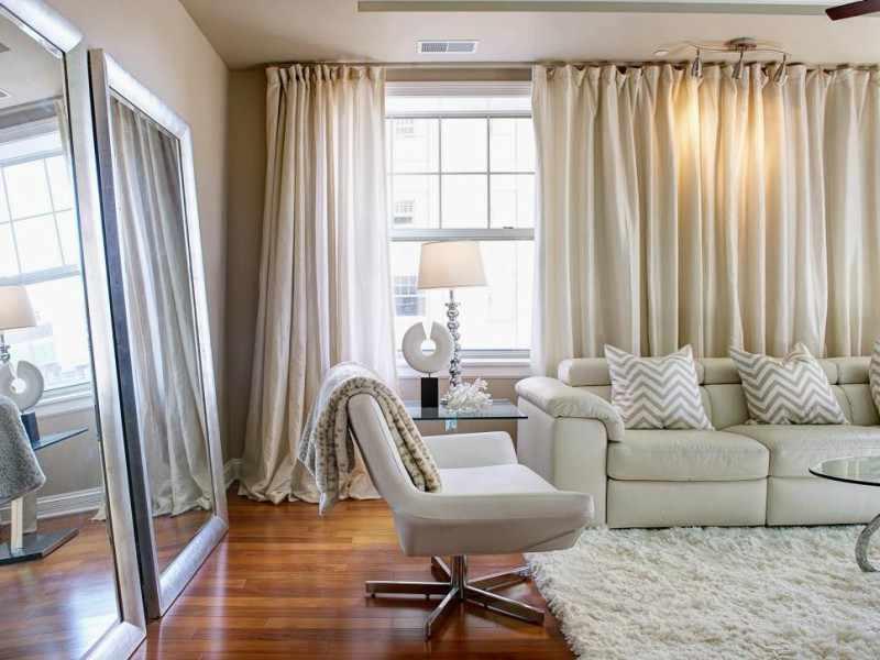 como amueblar y decorar un apartamento pequeño