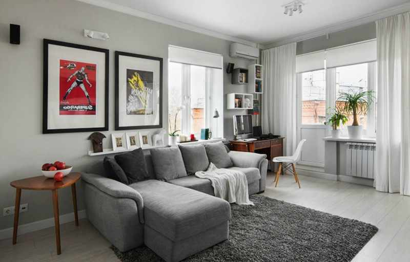 como decorar un apartamento pequeño con poco dinero