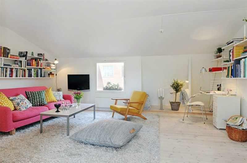 como decorar un apartamento pequeño con poco presupuesto