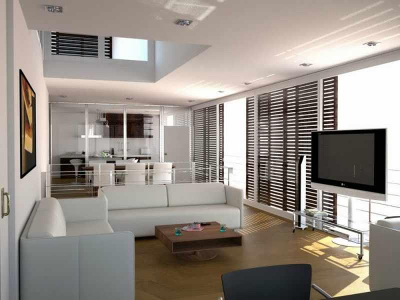 como decorar un apartamento pequeño estilo minimalista