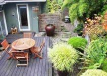 como decorar un patio pequeño
