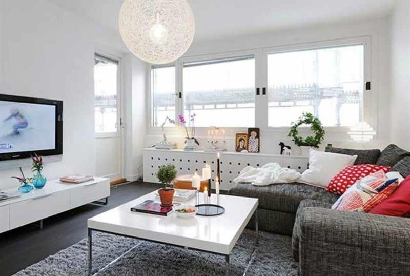 como decorar un piso pequeño de alquiler