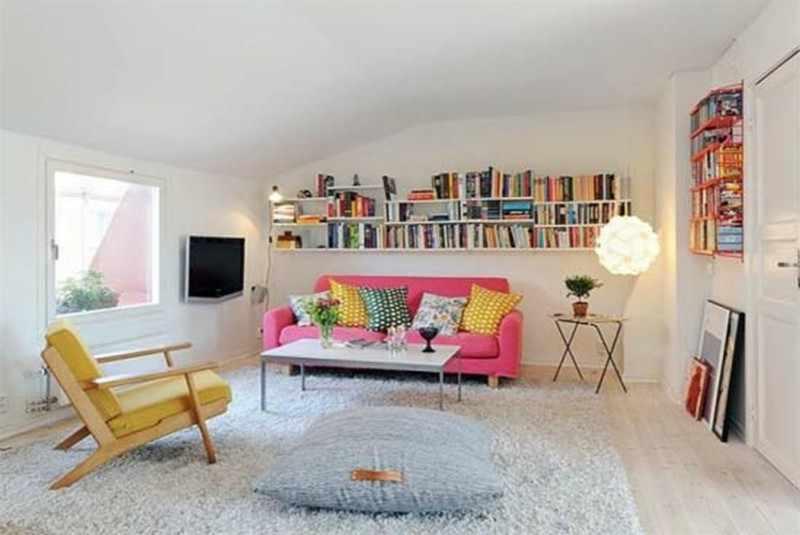 formas de decorar apartamentos pequeños