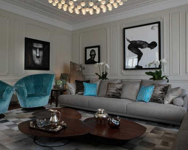 ideas decorar salon low cost