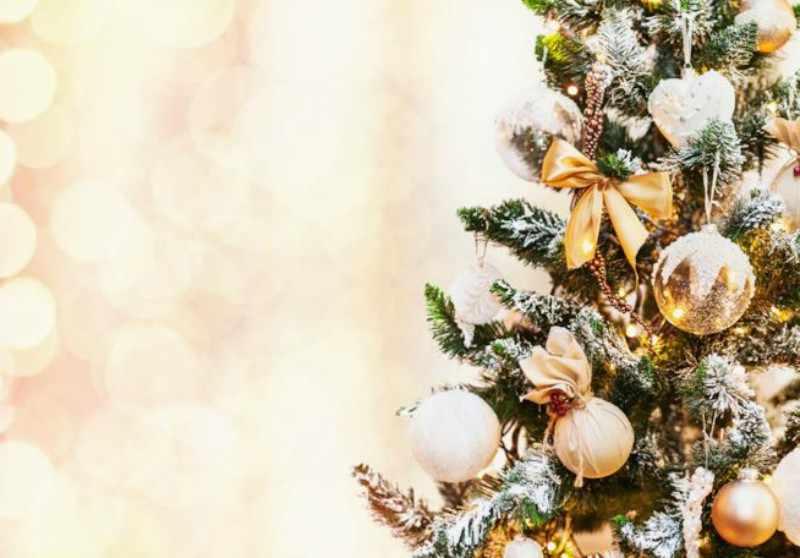 decoración arbol de navidad 2017-2018