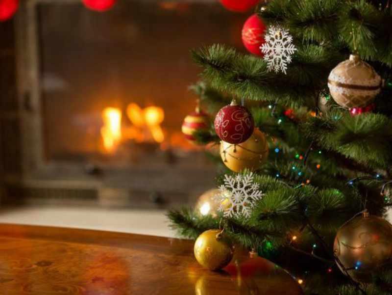 decoración arbol navidad 2018-2019