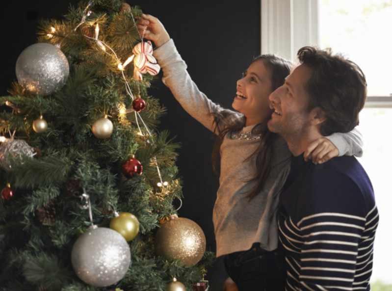 decoracion arbol de navidad 2018-2019