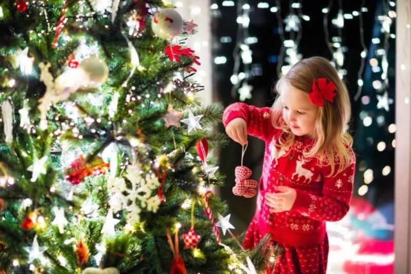 decoracion para arbol de navidad 2018-2019