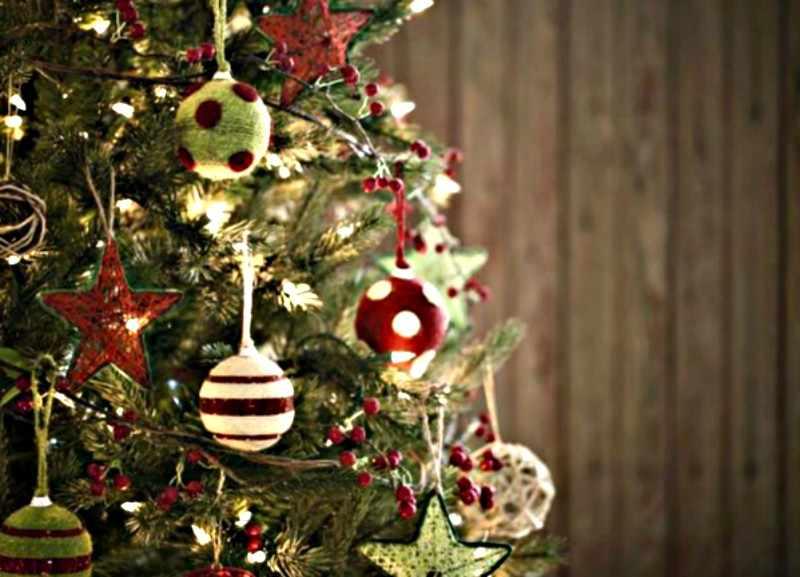 decoracion para el arbol de navidad 2017-2018