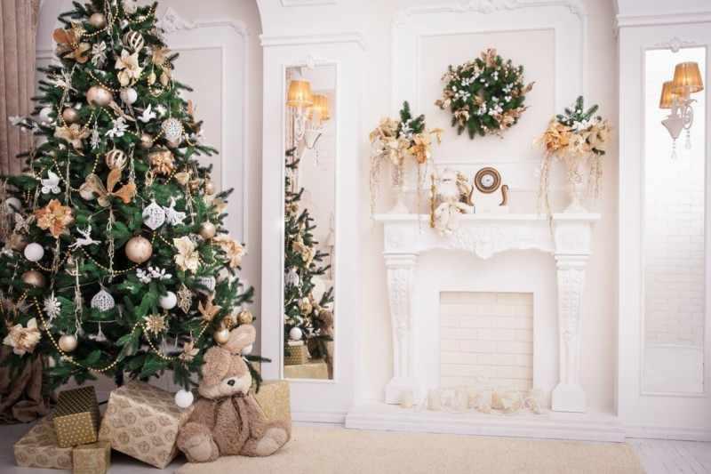 ideas decoracion arbol navidad 2018-2019